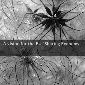 "A vision for the EU ""Sharing Economy"""