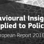 Behavioural Insights Applied to Policy: European Report 2016