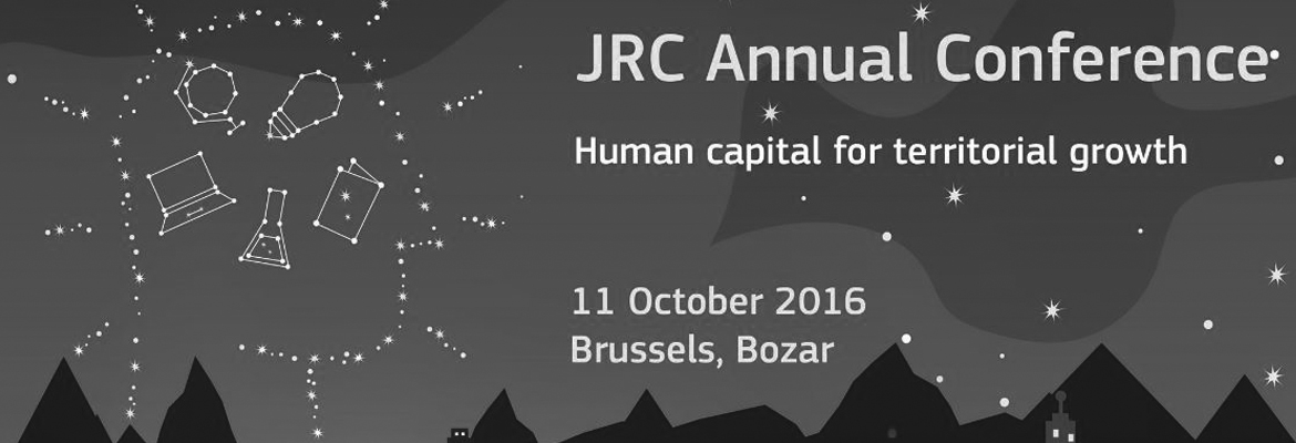 JRC annual conference - Human capital for territorial growth