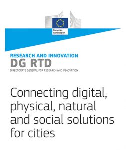 Connecting digital, physical, natural and social solutions for cities