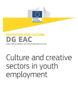 Culture and creative sectors in youth employment