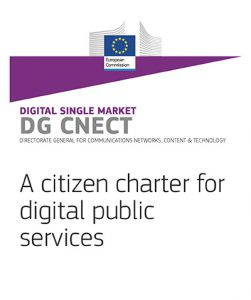 A citizen charter for digital public services