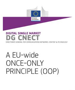 A EU-wide Once-Only Principle (OOP)