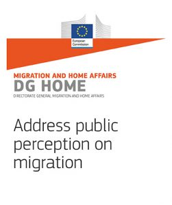 Address public perception on migration