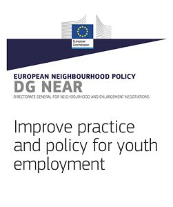 Improve practice and policy for youth employment
