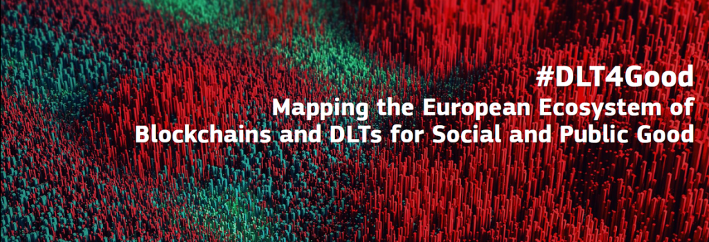 Mapping the European Ecosystem of Blockchains and DLTs for Social and Public Good