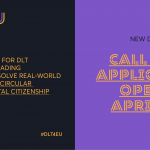 Call for applicants: DLT4EU looking for DLT/Blockchain developers to solve challenges in the public and social sectors