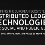 New #DLT4Good report out! Scanning the European Ecosystem of Distributed Ledger Technologies for Social and Public Good