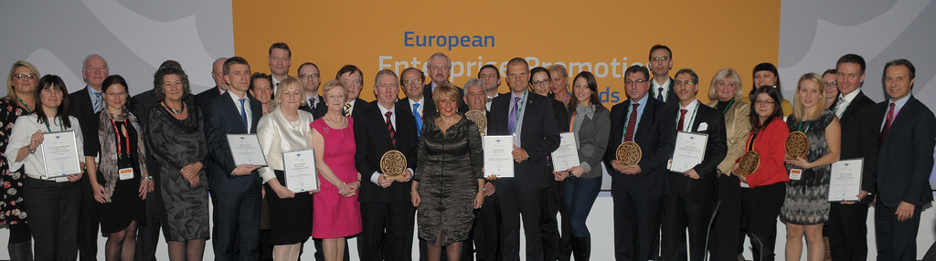 The 2013 EEPAs were presented in Vilnius