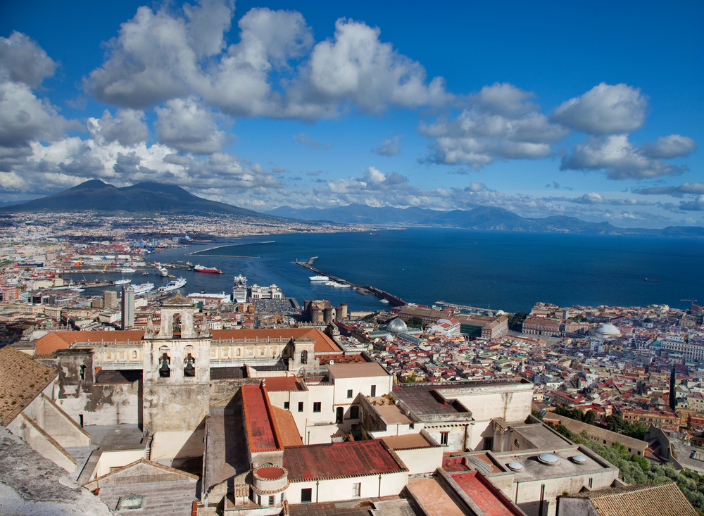 Naples, Italy, hosts the 2014 SME Assembly