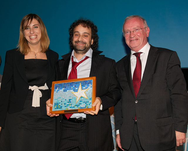 Winners of the 2012 European Enterprise Promotion Awards
