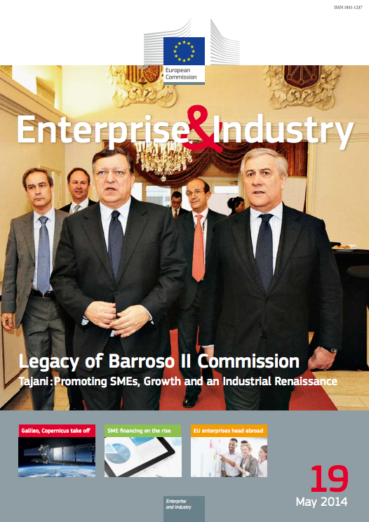 Enterprise & Industry Magazine