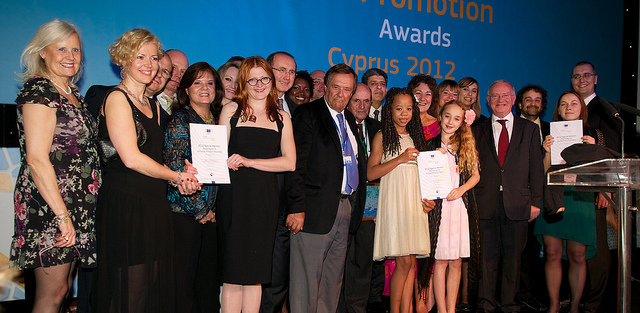 The 2012 EEPAs were presented in Cyprus