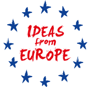 Ideas from Europe logo